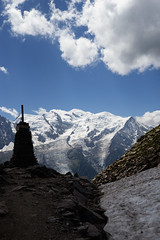 Mont Blanc Magic (TheLostLens) Tags: mountains alps chamonix montblanc hiking france