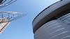 Osaka Science Museum (Eric Flexyourhead) Tags: nakanoshima 中之島 kitaku 北区 osaka osakashi 大阪市 kansai 関西地方 japan 日本 osakasciencemuseum 大阪市立科学館 city urban building architecture sky clear blue bluesky blueskies 169 olympusem5 panasoniclumix714mmf40