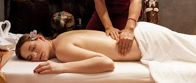 Hot Massage With Happy Ending