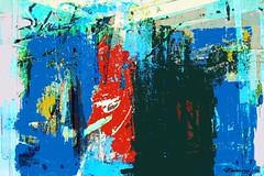 alteplakatwand2 (CHRISTIAN DAMERIUS - KUNSTGALERIE HAMBURG) Tags: moderne norddeutsche malerei landschaftsmalerei werke bilderwerk hamburg wer malt bilder acryl kunstgalerie auftragsmalerei auftragskunst acrylmalerei hafencity bildergalerie galerie container schiffe elbe hafen rapsfelder schleswigholstein zeichnung hell abstrakt fotorahmen text surreal