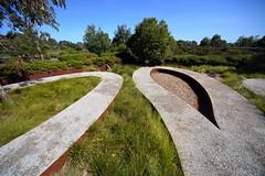 Cranbourne RBG Nov 2017 021 (Graeme Butler) Tags: water landscape history gardens australianplants architecture victoria australia