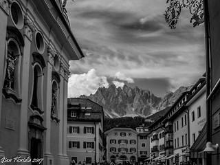 San Candido e le Dolomiti di Sesto