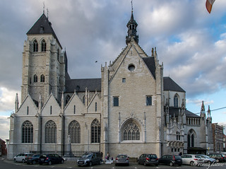 Zoutleeuw, Sint-Leonarduskerk.