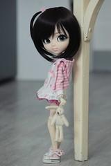 Juliette - Pullip Karen (Loony-Doll) Tags: pullip karen juliette groove custo customisée custom wig formydoll obitsu kawaii doll dolls