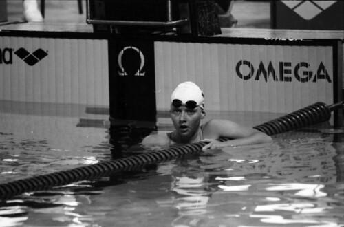 093 Swimming_EM_1987 Strasbourg