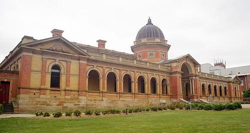 courthouse at Goulburn, NSW, Australia