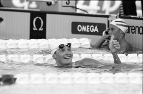 126 Swimming EM 1991 Athens