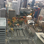 View from the 62nd floor of the Seattle Municipal Tower thumbnail