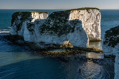 Kayaking at Old Harry Rocks (ed027) Tags: ifttt 500px morning sea water door sun coast ocean old tourism rocks beautiful white history england magic stone ancient cliff kayak chalk limestone cave historic awesome dorset harry jurassic cliffs