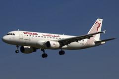TS-IMU | Tunisair | Airbus A320-214 | CN 5474 | Built 2013 | BCN/LEBL 30/03/2017 (Mick Planespotter) Tags: aircraft airbus a320 nik sharpenerpro3 tsimu tunisair a320214 5474 2013 bcn lebl 30032017 elprat barcelona