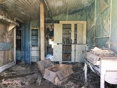Memorias de un tiempo pasado. (Mariví13) Tags: pueblofantasma puebloabandonado eeuu california minertown ghosttown mono bodie