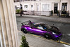 Beni Caiola (Aimery Dutheil photography) Tags: pagani paganihuayra huayra huayrabc paganihuayrabc v12 turbo amg purple arab italian london londoncars londonsupercars supercar exotic fast speed amazing canon 6d