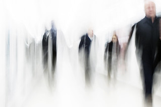 The ghosts underground