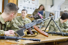 RPK-74 (markin.photography) Tags: ukraine kiev military student ak74 lesson navy troops array force forces ak47