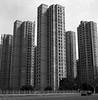 hangzhou (RandomSalmon) Tags: china asia travel analog analogue kodak tmax tmax400 rodinal epson v700 hasselblad carl zeiss planar 80mm 6x6 square bw architecture construction film