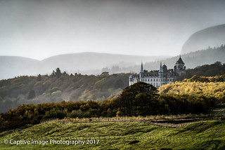 Dunrobin Castle - Long Shot