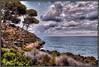 Cerca del mar, porque yo nací en el Mediterráneo... (Jose Roldan Garcia) Tags: mediterráneo mar momentos cielo colores paisaje horizonte nubes naturaleza natural