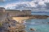27 Vista de la muralla, Saint Maló (JuanmaMateos) Tags: bretaña normandía francia atlántico faros acantilados pseudohdr viaje puerto
