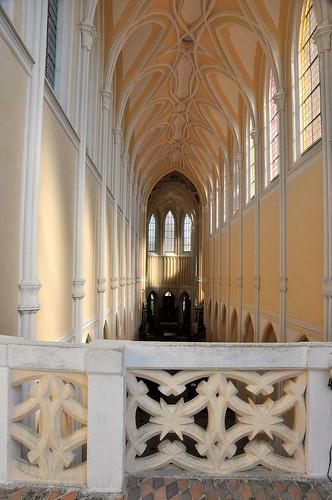 Sedlec, Kirche Mariae Himmelfahrt