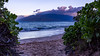 SandyIslandView (KompactKris) Tags: hawaii maui grand wailea resort beach sand sun sunset sunrise water palm tree mountain island green orange blue canon 6d