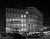 Wrocław, Poland. (wojszyca) Tags: intrepid camera 4x5 largeformat 90mm fujinon sw foma retropan 320 soft hc110 b epson v800 city urban house architecture wrocław poland longexposure night theintrepidcamera