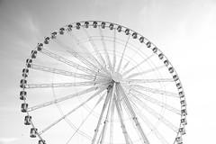 Place de la Concorde (Léon Burri) Tags: paris france grande roue place de la concorde blackwhite monochrome leica 24mm architecture monuments
