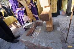 36. Закладка собора в г. Святогорске 01.11.2009
