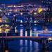 The Bridges Through Prague