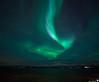 Aurora borealis taken at Sydspissen in Tromsø. (Torjan Haaland) Tags: aurora borealis norway norge northern nordlys nord norgesfotografer north nordlandet tromso tromsø troms visittromsø visitnorway visittromso visitnorge polar lights sydspissen sørspissen fjell fjord mountain clouds sky water landscape landskap lake