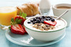 Healthy breakfast (idietitianin) Tags: berry blueberry bowl breakfast cereal closeup food fresh fruit grain health healthy meal morning muesli nutrition oat organic red snack strawberry tasty wheat egg orange juice yellow coffee cup yoghurt croissant idietitianpro