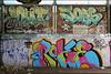 Dowt / Jobs / Lord / Reg / Roke (Alex Ellison) Tags: smc southlondon urban graffiti graff boobs halloffame dowt jobs dfn reg regret roke