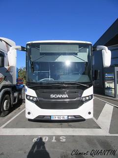 SCANIA Interlink LD ED95 - CAPS SCANIA France