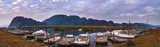 Van Long Lake