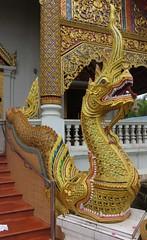 Nāga of the Wihan Luang at Wat Phra Singh (Chiang Mai, Thailand) (courthouselover) Tags: thailand เมืองไทย mueangthai ประเทศไทย prathetthai siam สยาม kingdomofthailand ราชอาณาจักรไทย ratchaanachakthai chiangmai เชียงใหม่ เทศบาลนครเชียงใหม่ chiangmaiprovince จังหวัดเชียงใหม่ asia southeastasia naga associationofsoutheastasiannations asean အရှေ့တောင်အာရှနိုင်ငံများအသင်း samahanngmgabansasatimogsilangangasya perhimpunanbangsabangsaasiatenggara សមាគមប្រជាជាតិអាស៊ីអាគ្នេយ៍ ສະມາຄົມປະຊາຊາດແຫ່ງອາຊີຕະເວັນອອກສຽງໃຕ້ persatuannegaraasiatenggara 东南亚国家联盟 தென்கிழக்காசியநாடுகளின்கூட்டமைப்பு สมาคมประชาชาติแห่งเอเชียตะวันออกเฉียงใต้ hiệphộicácquốcgiađôngnamá mythicalasiancreatures mythicalhinducreatures