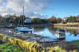 Millbrook Lake, south-east Cornwall