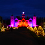 Blickling Hall Christmas Lights 2017 thumbnail