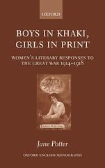 Audiobook  Boys in Khaki, Girls in Print: Women s Literary Responses to the Great War 1914-1918 (ebooksaleV4XEBF5LSJ5Y7) Tags: audiobook boys khaki
