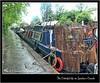 WaterWorld 53 (M.J.Woerner) Tags: london paddington camden littlevenice maidavale cityofwestminster venice canal paddingtonbasin grandunioncanal regentscanal ship ships narrowship narrowboat boat