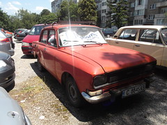 1984 Moskvich 1500 (Alpus) Tags: sofia bulgaria summer june 2016 rare cars retro classic