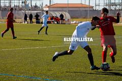 Sevilla FC - UP Viso (3ª Andaluza Infantil G.1)-2