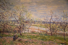 Alfred Sisley - Spring time in Veneux-Nadon, 1882 at New Orleans Museum of Art - New Orleans LA (mbell1975) Tags: neworleans louisiana unitedstates us alfred sisley spring time veneuxnadon 1882 new orleans museum art la noma museo musée musee muzeum museu musum müze museet finearts fine arts gallery gallerie beauxarts beaux galleria painting impression impressionist impressionism french