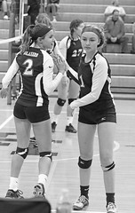 IMG_1083 (SJH Foto) Tags: girls volleyball high school lancaster mennonite littlestown hs team