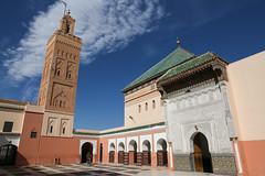 Mosque  Sidi Bel  Abbes (Hector16) Tags: africa october morocco lavilladesorangers unescoworldheritagesite المَغرِب northafrica مراكش berber marrakech kingdomofmorocco marrakesh marrakechtensiftalhaouz ma