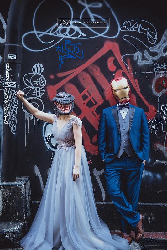 拍婚紗,ME攝影棚,花卉實驗中心,鋼鐵人大戰哥吉拉,婚紗照