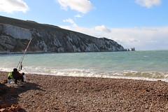 Alum Bay (ec1jack) Tags: ec1jack kierankelly canoneos600d isleofwight solent england britain uk europe november 2017 autumn island britishisles alumbay whitecliffs chalk cliffs