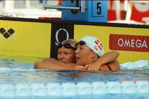 512 Swimming EM 1991 Athens