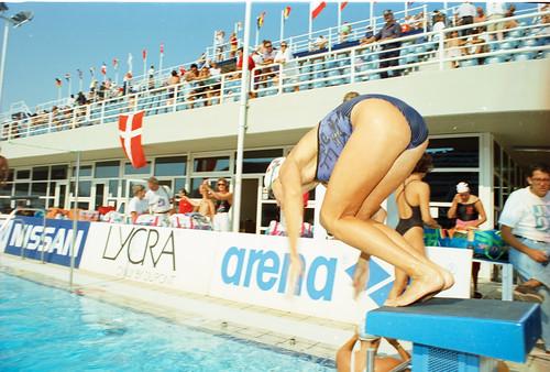 551 Swimming EM 1991 Athens