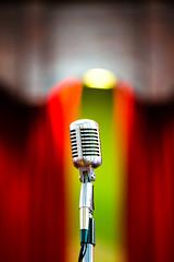 Ebenezer Baptist Church (Thomas Hawk) Tags: america atlanta ebenezerbaptistchurch georgia mlk martinlutherking martinlutherkingjrnationalhistoricsite martinlutherkingjr usa unitedstates unitedstatesofamerica church microphone fav10 fav25