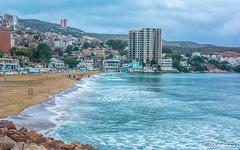 Annaba City (Bilel Tayar) Tags: sortieseptembre algeria annaba city cityscape sea seascape morning clouds sky plage beach ville cite matin ciel nuage mer mediteranée azur est nikon nikond5200 nikon35mm test