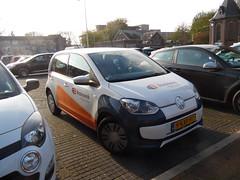 Volkswagen Up! 1.0 (28 08 2013) (brizeehenri) Tags: volkswagen up 2013 9kxf97 leaseweb alphenaandenrijn